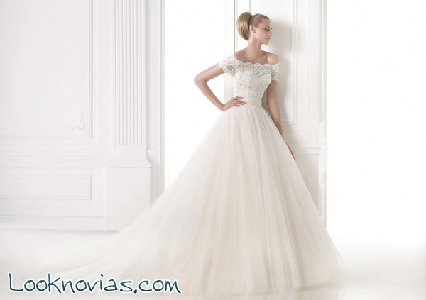 Elige tu vestido de Pronovias por partes