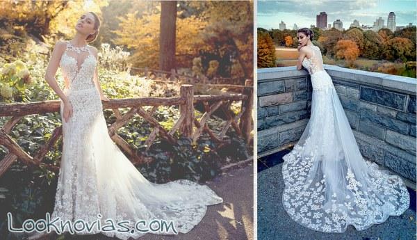 Una nueva colección de vestidos Ysa Makino