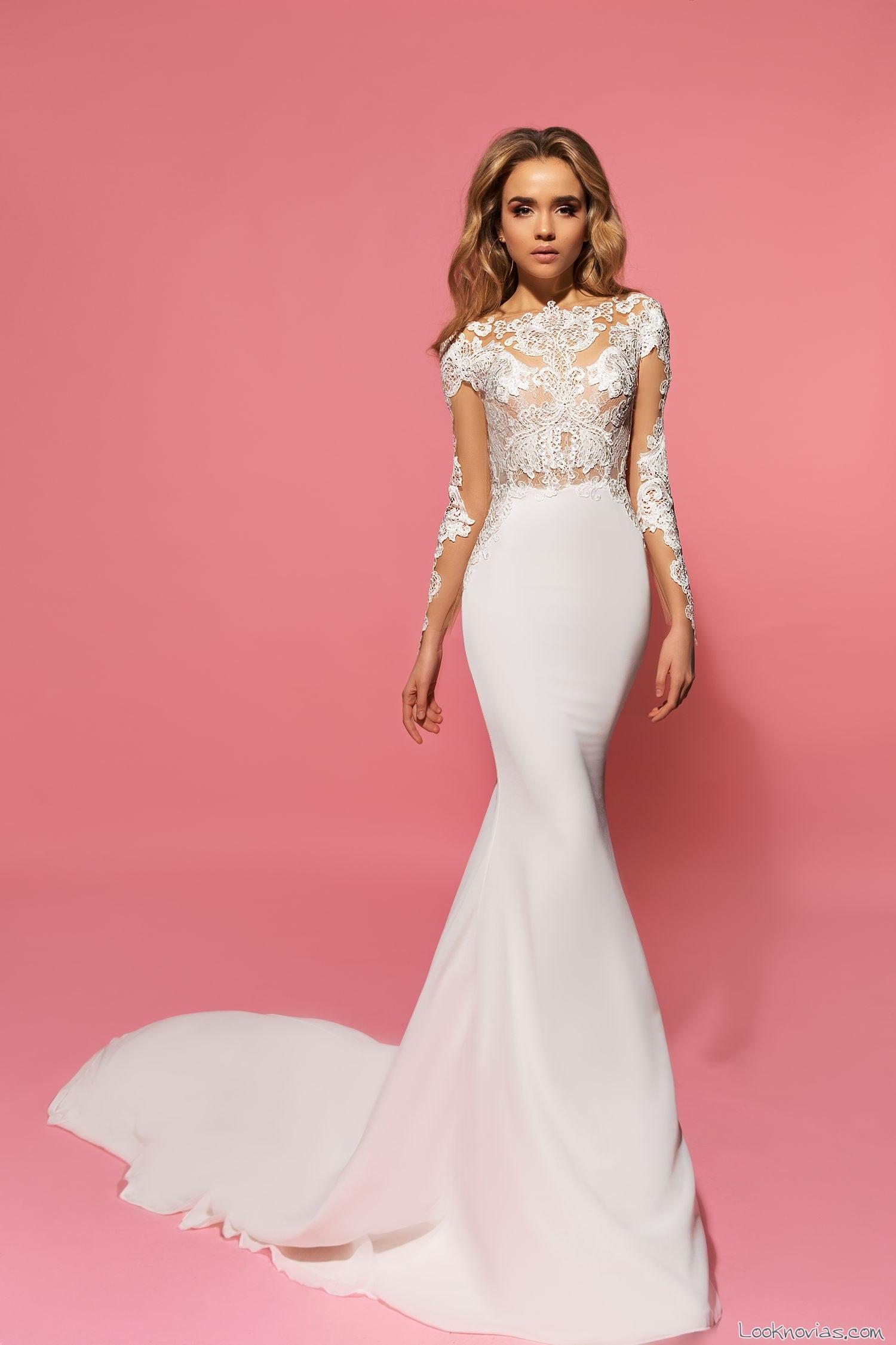 Vestidos preciosos y perfectos de Eva Lendel