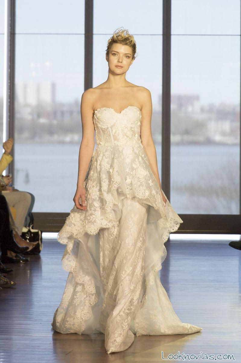 vestido recto doble falda francesca miranda
