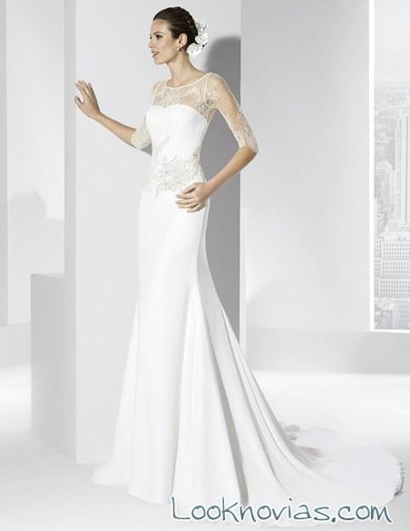 bf979b3ffe3c3 Vestidos de novia manu alvarez – Vestidos de noche