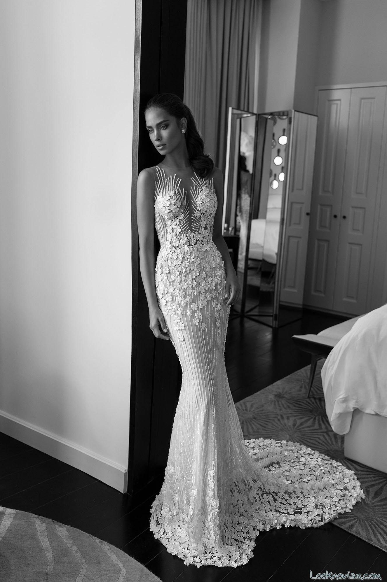 vestido recto novias elihav sasson