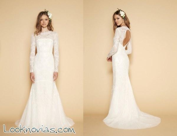 Colección de vestidos Sabrina Dahan