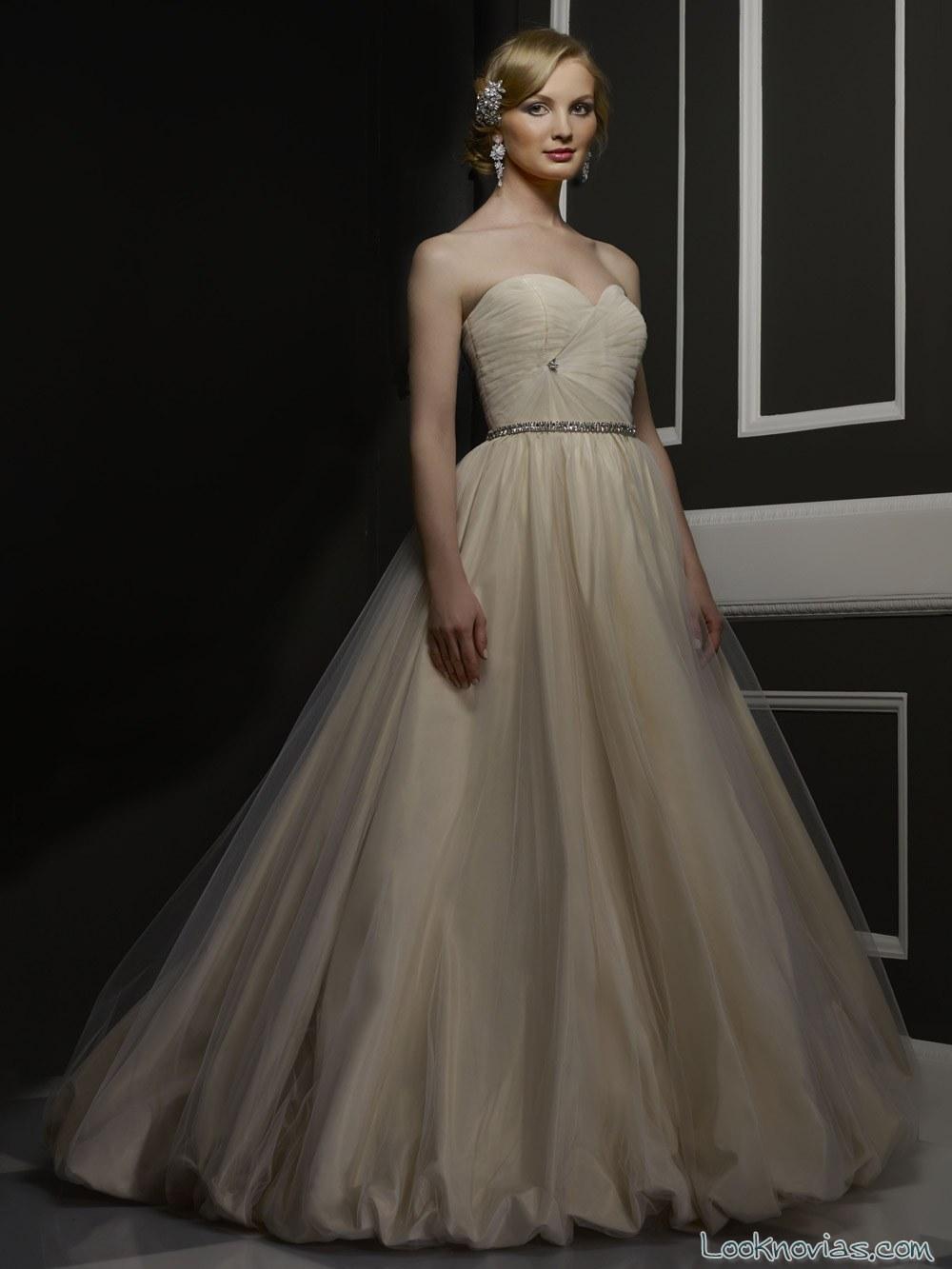 vestido robert bullock sencillo en color