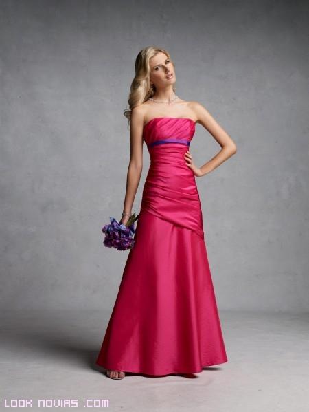 vestidos de noche 2012