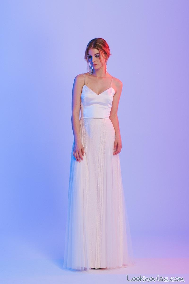 vestido sencillo otaduy 2017