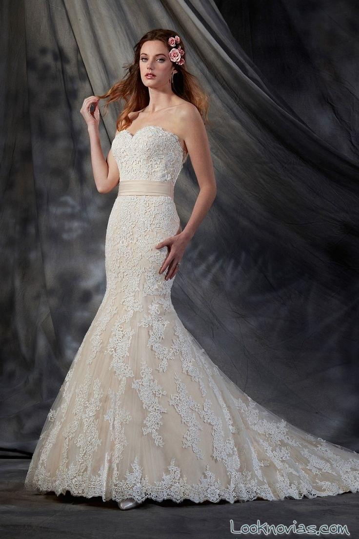 vestido sirena para novias karelina sposa