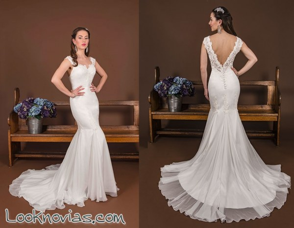 Descubre la colección nupcial de Q´nique Bridal