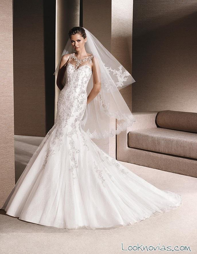 vestido sposa novias 2016 escotes
