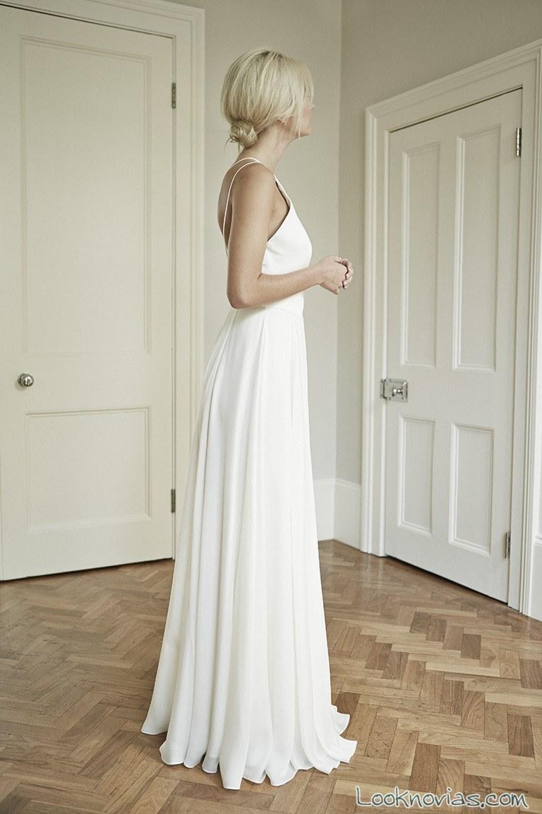 vestido tirantes novias charlotte simpson