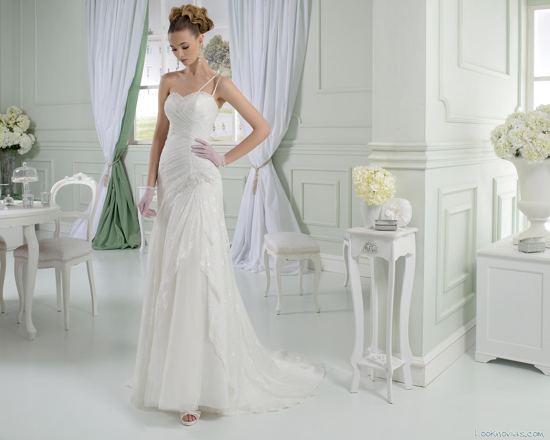 vestido toi sposa para novias elegantes