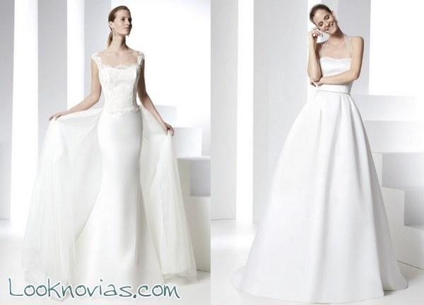 nuevos vestidos de novia 2016 por raimon bundó