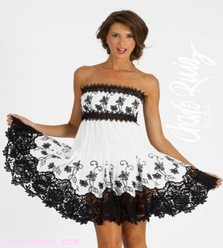 vestidos de fiesta por Charo Ruíz