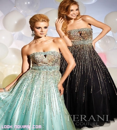 Vestidos largos de Terani Couture