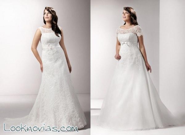 Colección de novia para todas las tallas