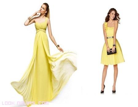 Optarías por el amarillo para una boda?