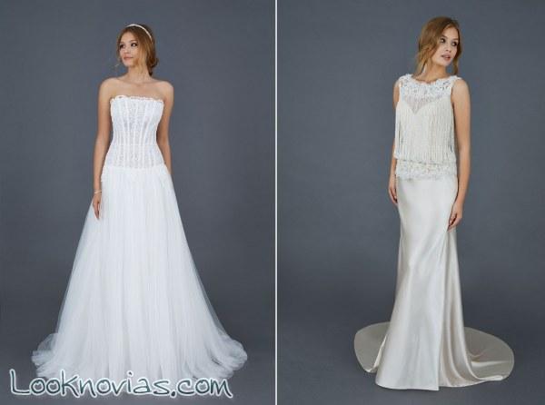 Última colección de novia de Atelier Eme