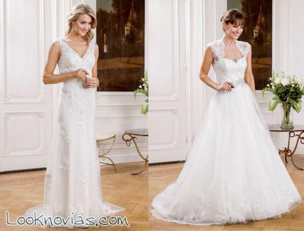 4 vestidos nuevos de Modeca