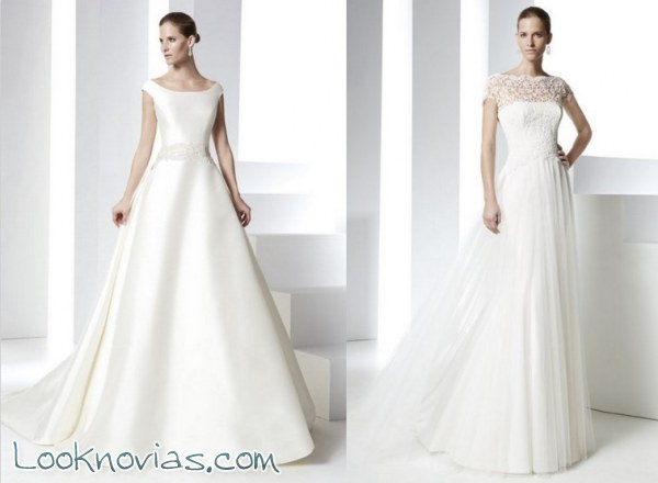 7 vestidos de novia de la firma raimon bundó