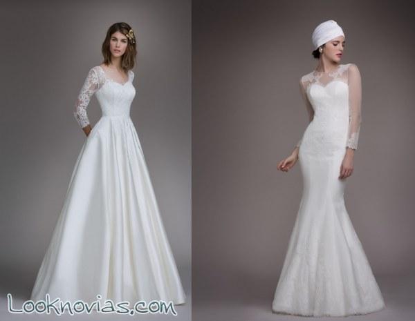 Quieres saber el precio de estos vestidos de novia?