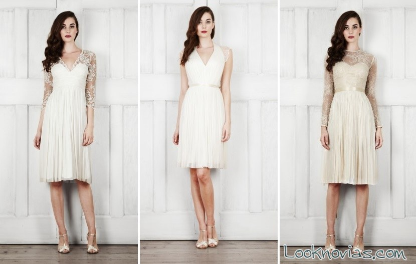 vestidos cortos catherine deane