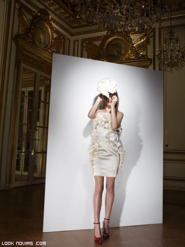 vestidos de rejilla
