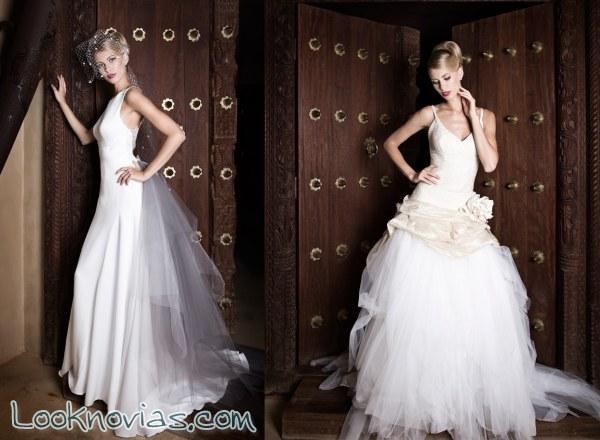 Nueva colección de trajes de novia Couture por Jordi Dalmau