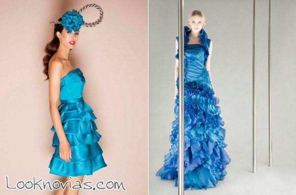 Vestidos de fiesta por Franco Quintans