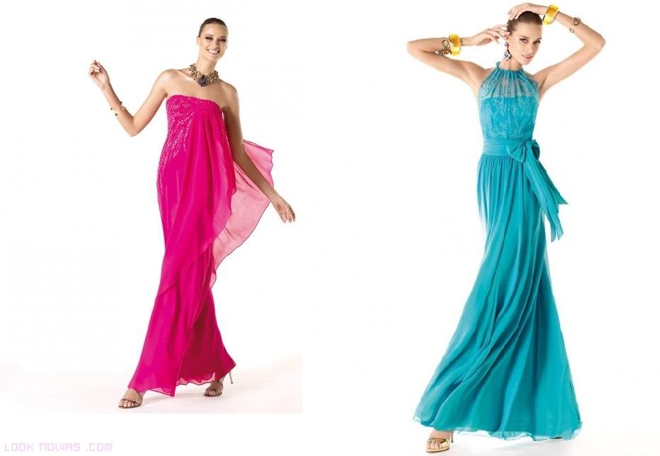 Vestidos fiesta pronovias 2013