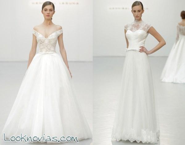 Nueva colección, White Carpet, de Hannibal Laguna