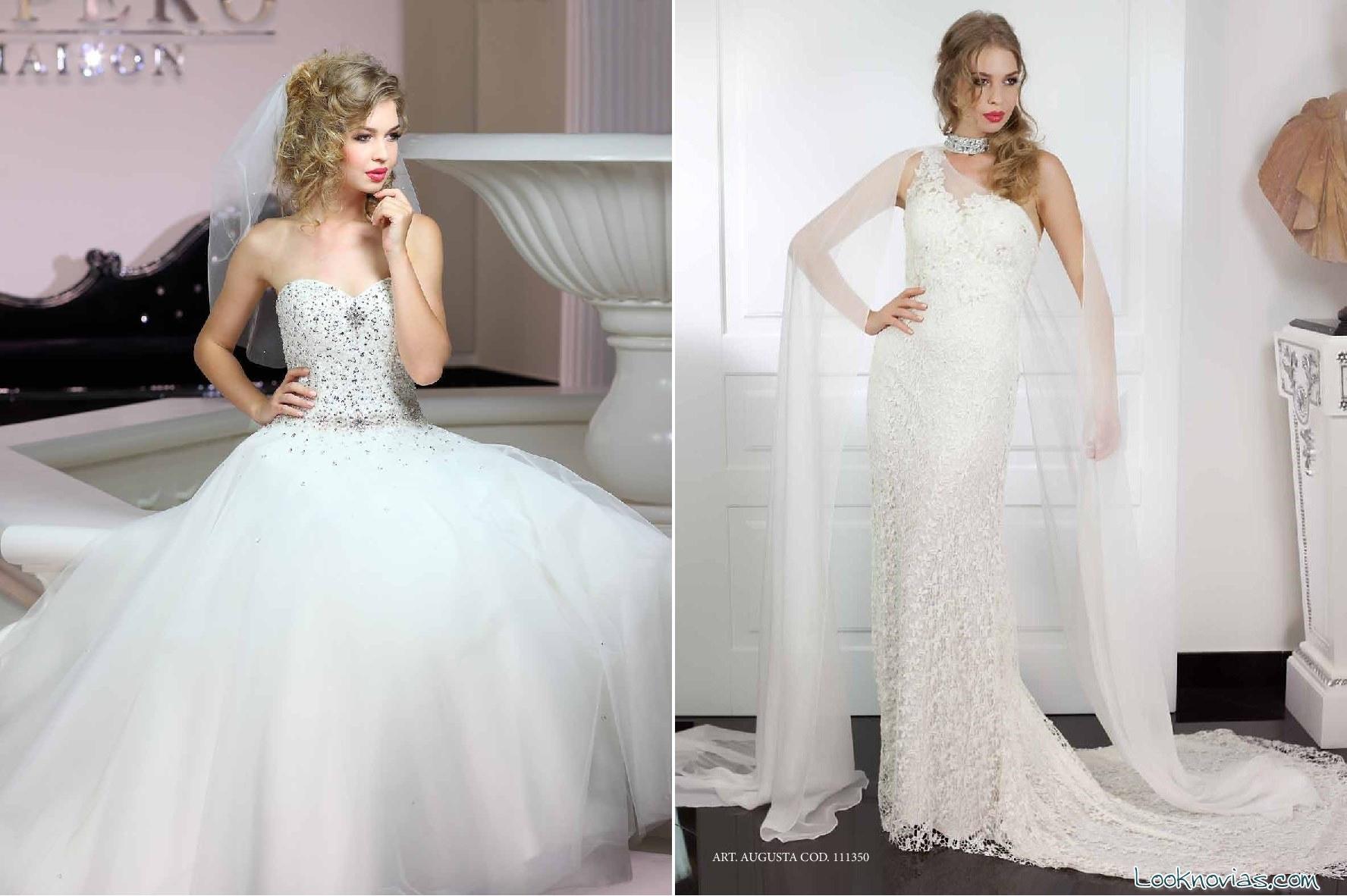 vestidos de novia 2014 impero couture sposa
