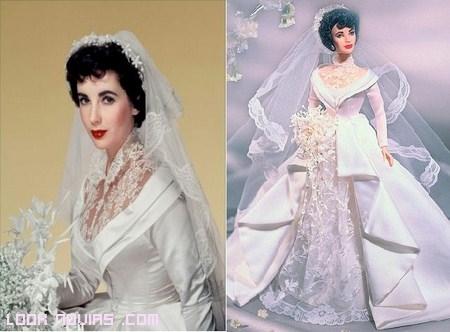 Un recuerdo a las novias vintage