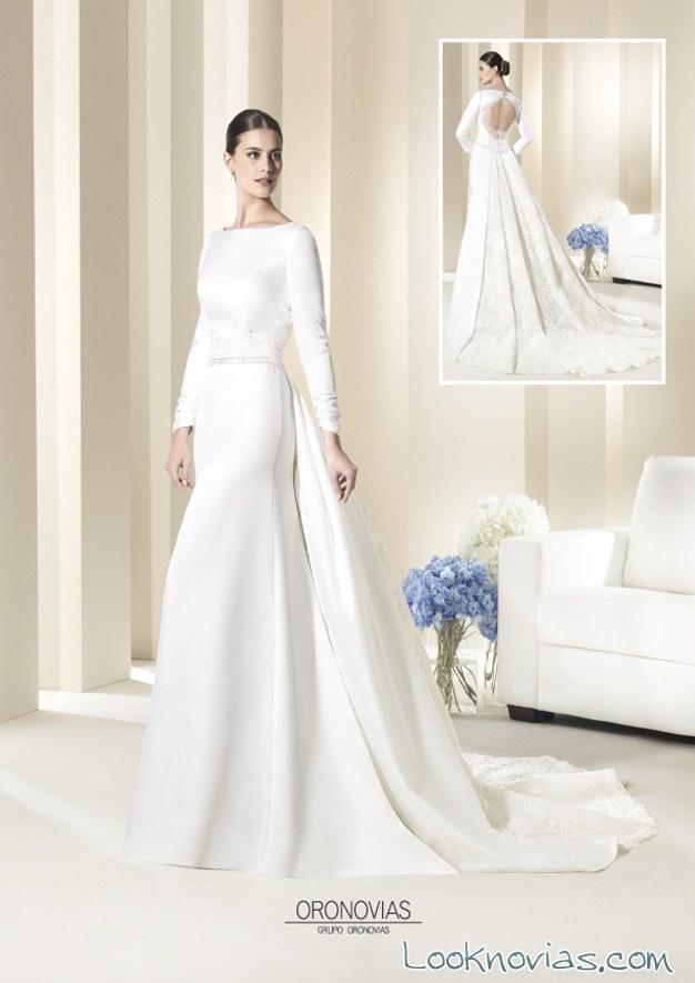 vestidos para novias oronovias, ¡descúbrelos!