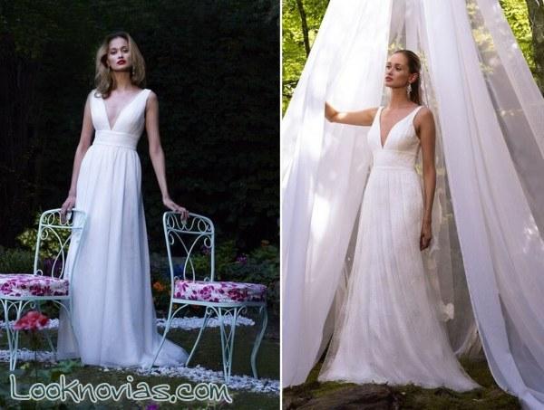 Colección sencilla de vestidos por Robert Bullock
