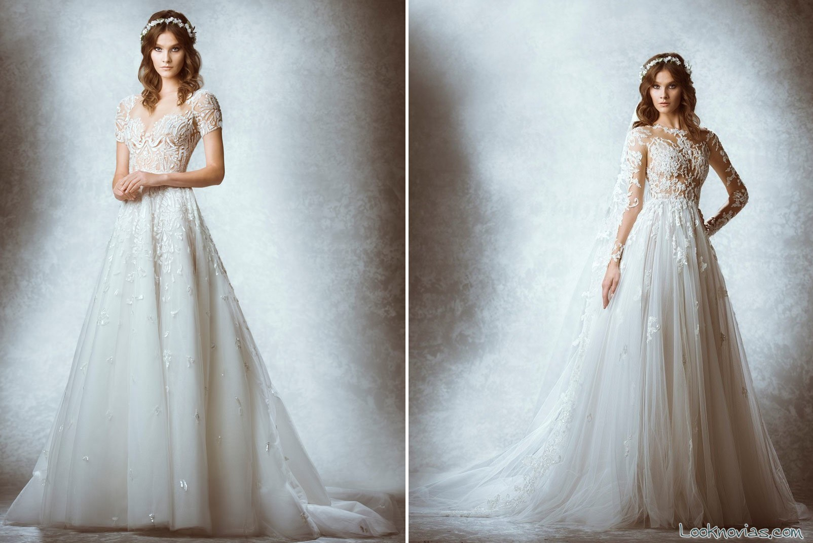 Nuevos vestidos de Zuhair Murad para el Otoño 2015