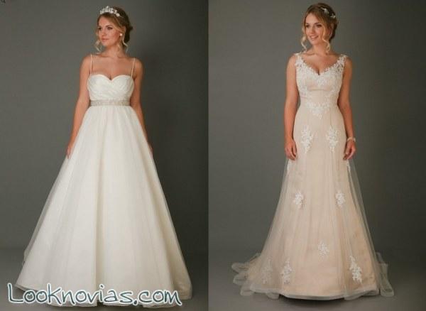 Eden Bridals nos presenta sus nuevos vestidos para novia