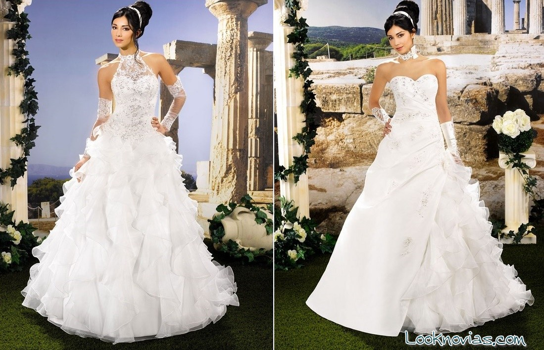 vestidos de novia kelly collector