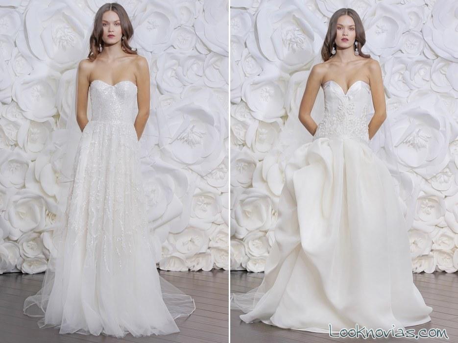 vestidos de novia originales naeem khan