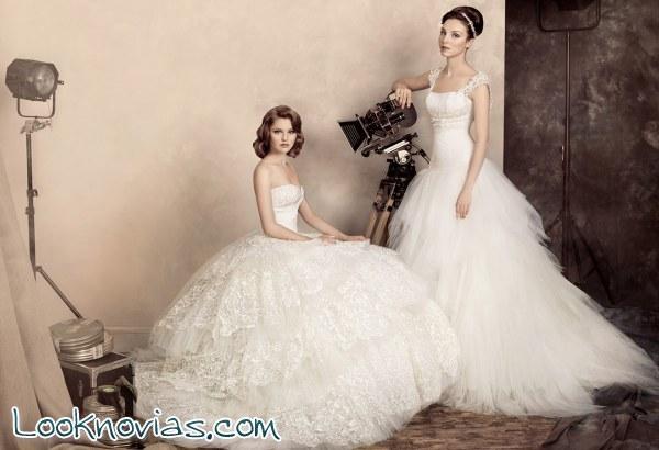 Vestidos novia famosas hollywood