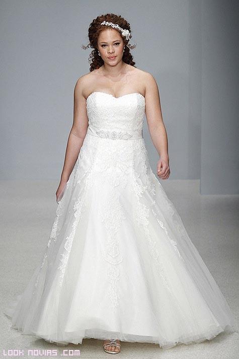 Modelos de vestido para novia
