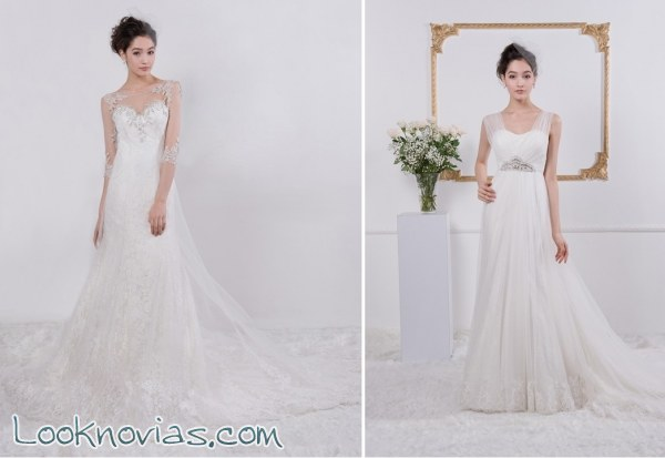 Rico-A-Mona nos presenta sus vestidos más elegantes