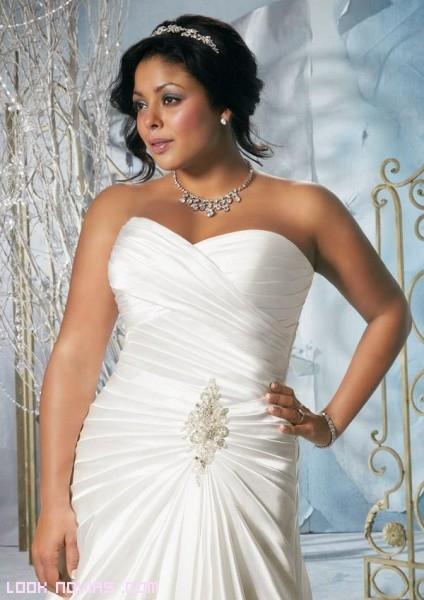 Novias Mori Lee talla grande - Foro Moda Nupcial - bodas.com.mx
