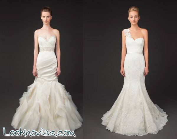 Vestidos de novia alta costura por Winnie Couture