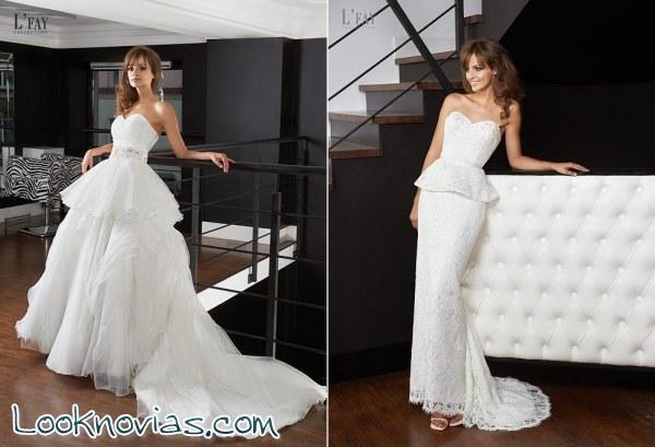 L´Fay Bridal y sus vestidos más innovadores