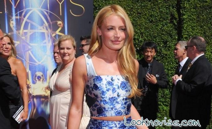 vestidos en los premios Emmy