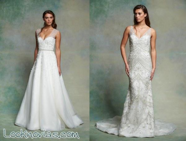 Colección de alta costura Enaura Bridal