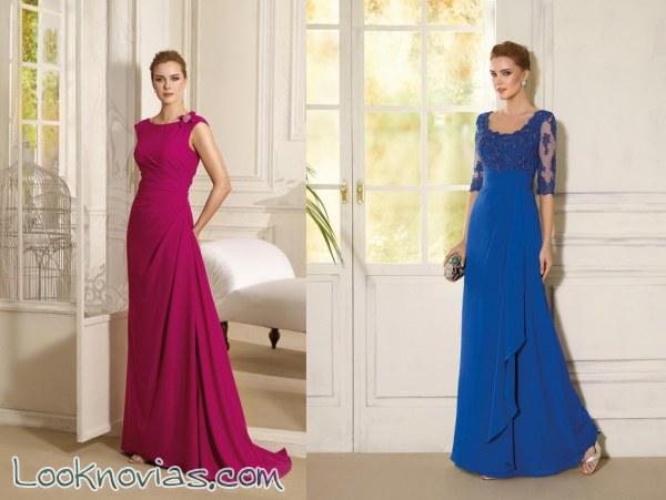 Las invitadas necesitan los vestidos de Fara Sposa