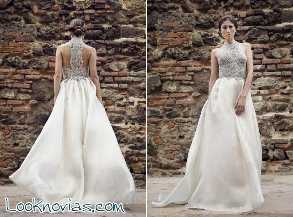 ¿Te gustan los vestidos de Francesca Miranda?