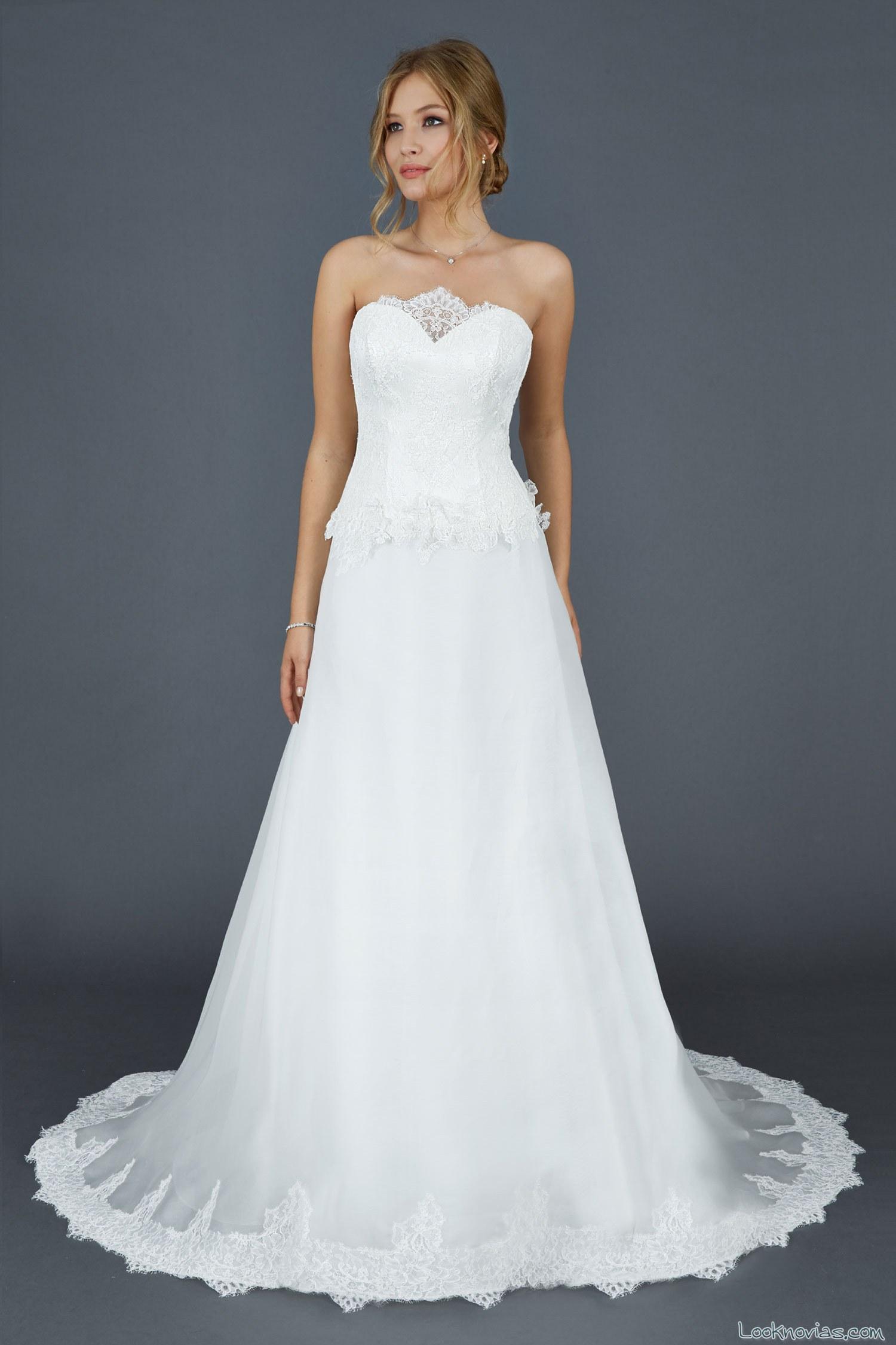 vestidos innovadores para novias modernas