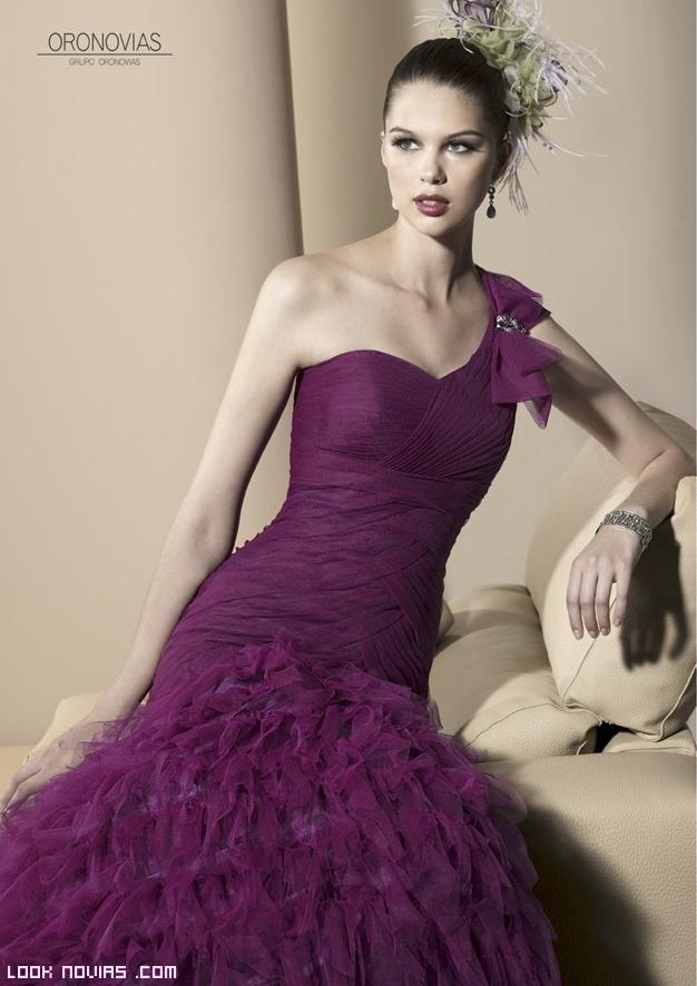 Magnífico Vestido De Invitados De La Boda Día Modelo - Vestido de ...